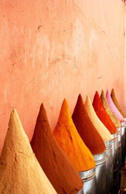 épices souk marrakech