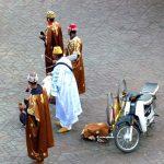 gnaoua marrakech jemaa el fna