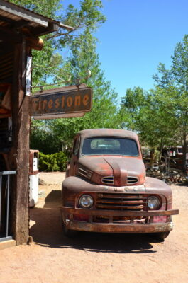 voiture hackberry route 66