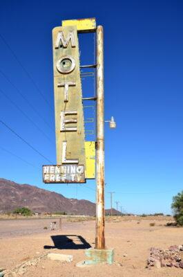 motel bagdad café