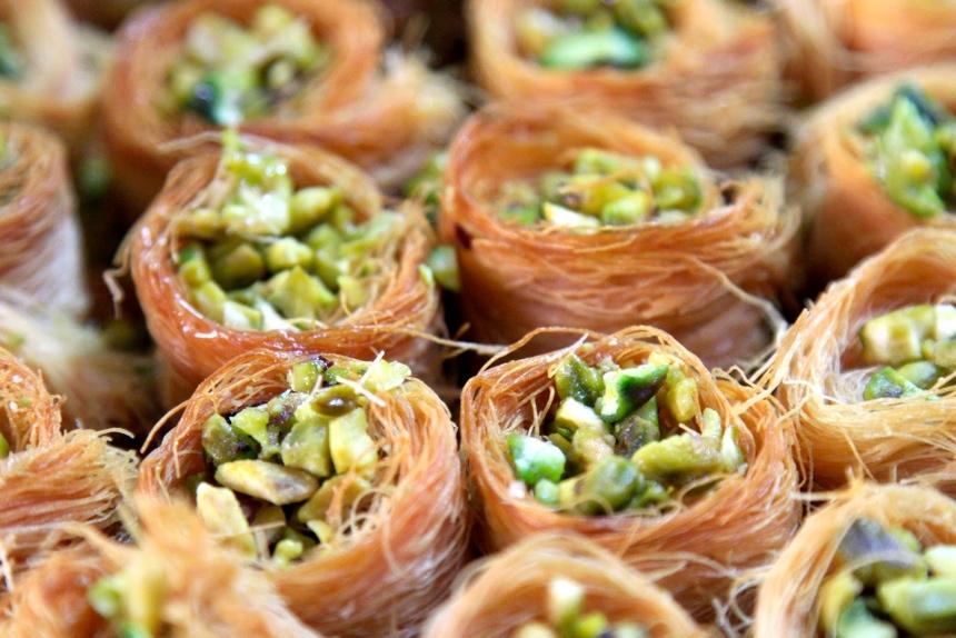 pâtisseries turques