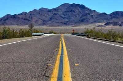 désert route 66