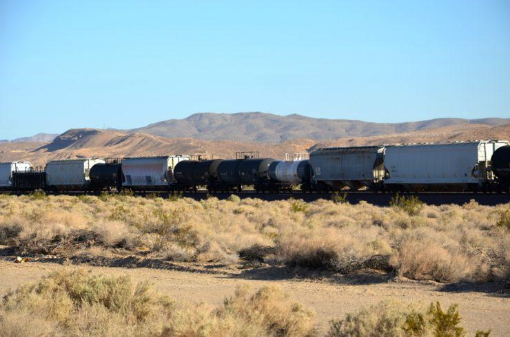train route 66