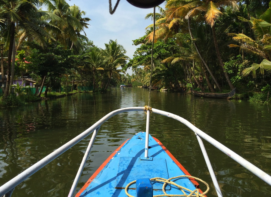 backwaters alleppey