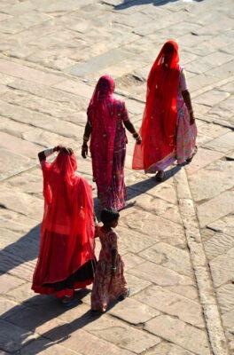 inde pays couleur