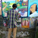 artiste rue kerala fort kochi