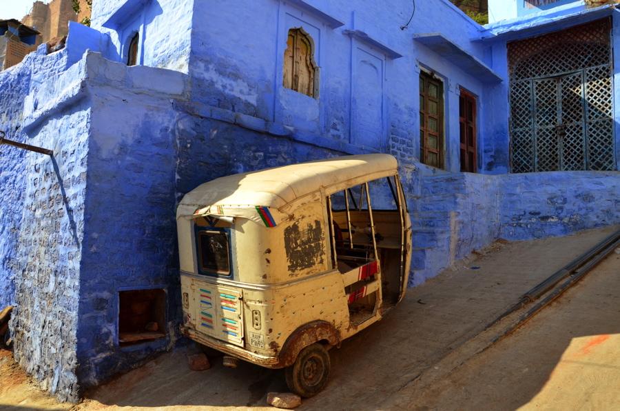 jodhpur rajasthan ville bleue