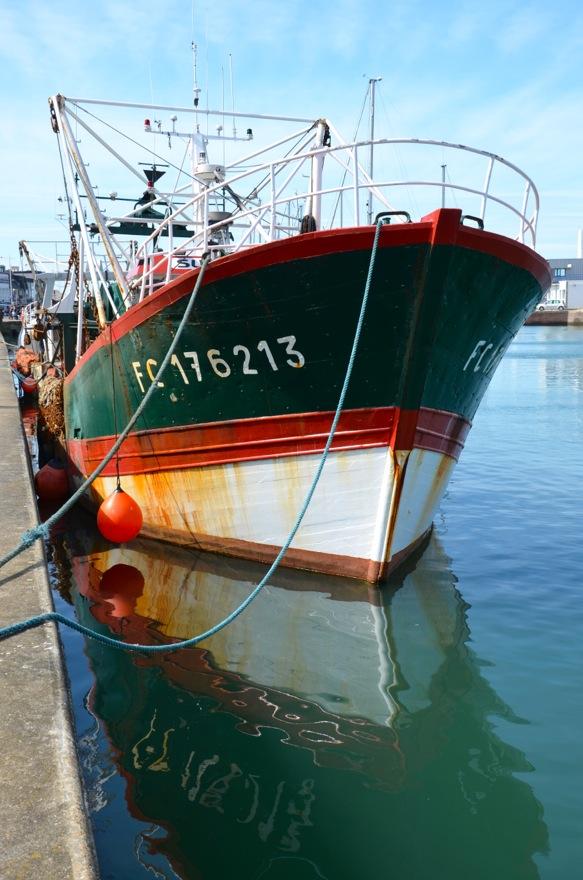 bateau pêche fécamp