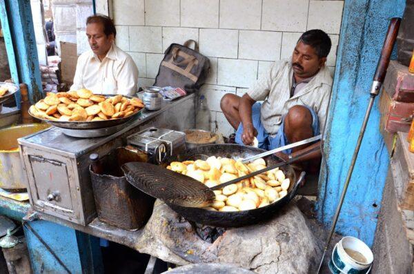 street food delhi inde