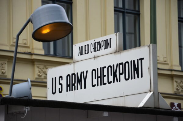 charlie checkpoint