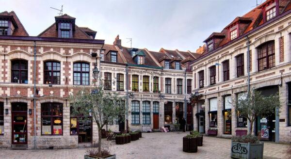 Visiter Lille et ses alentours