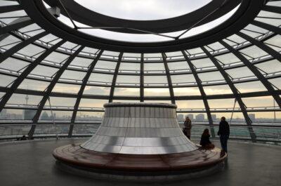 sommet dôme reichstag berlin