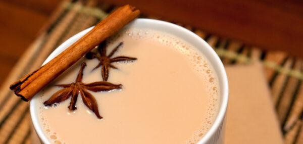 Recette #4: le chaï, thé indien aux épices