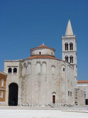 Eglise à Zadar