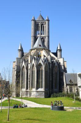 Eglise à Gand