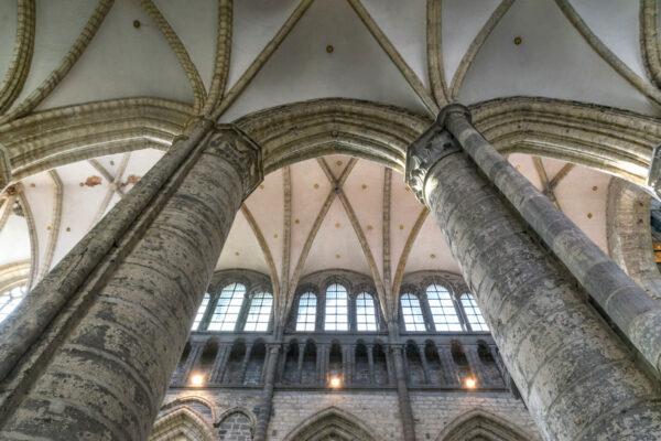 Eglises à voir à Gand