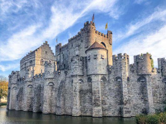 Gravensteen, château de comtes de Flandre