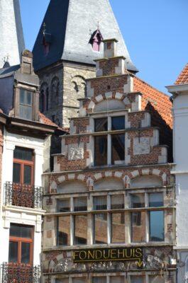 Maison flamande à Gand