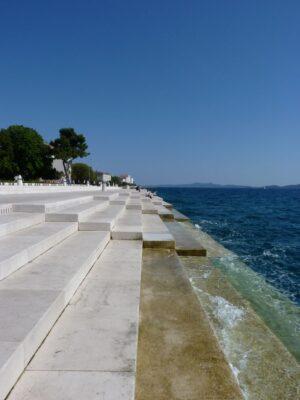 Orgue de mer à Zadar
