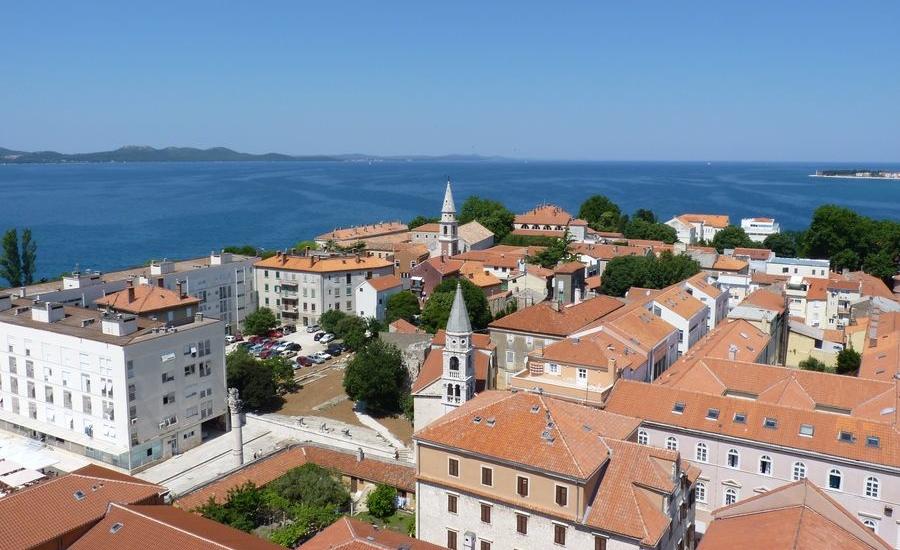 Panorama de Zadar