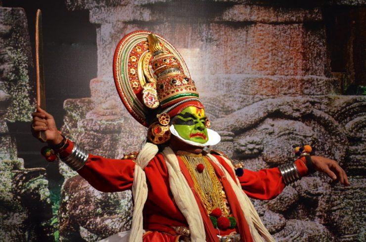 théâtre kathakali