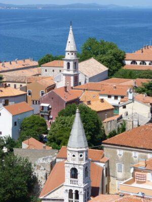 Toits de Zadar