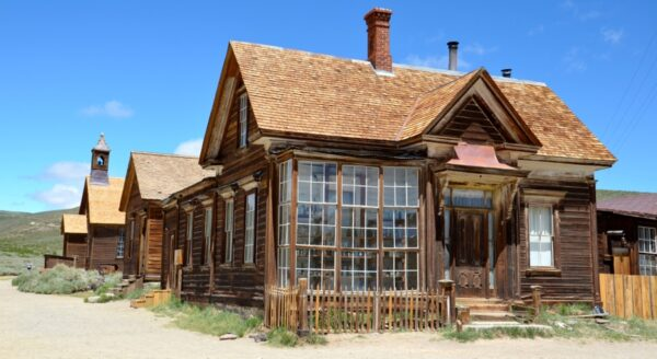 Bodie, l'inévitable ghost town