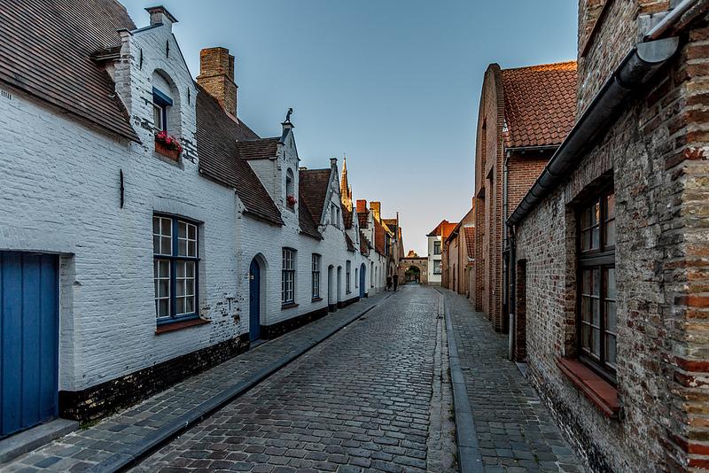 Ruelle de Bruges