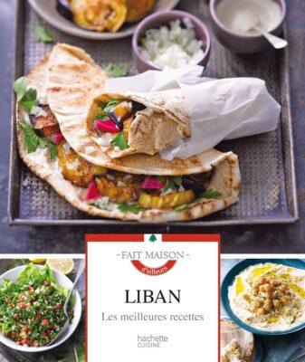 Livre de recette cuisine libanaise