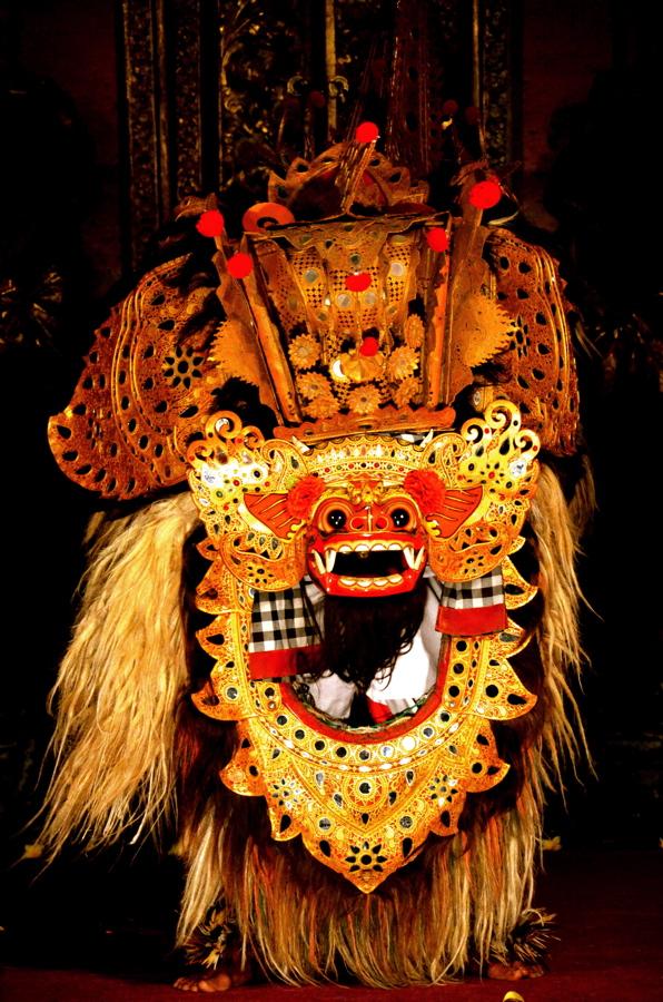 Barong à Bali