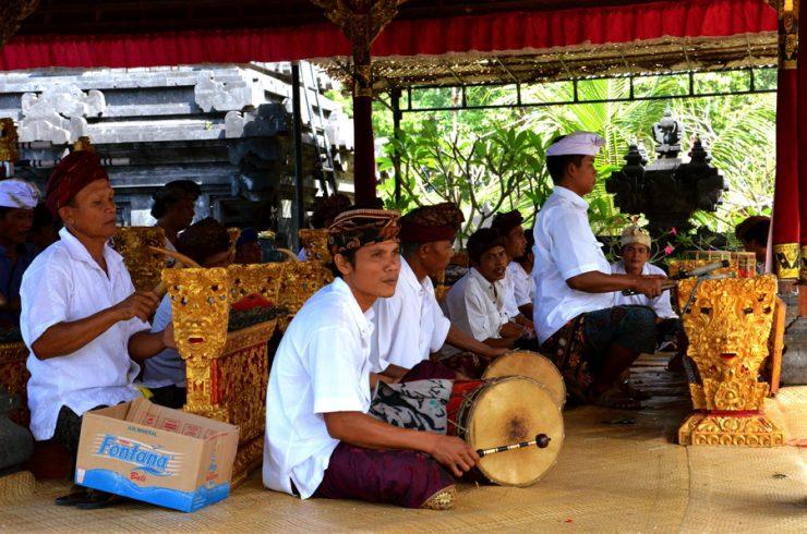 Gamelan, musique traditionnelle
