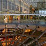 Marina Bay Sands mall à Singapour
