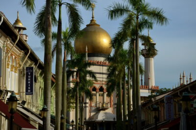 Masjid Sultan - Singapour