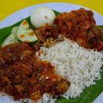 Nasi lemak, symbole de la cuisine malaisienne
