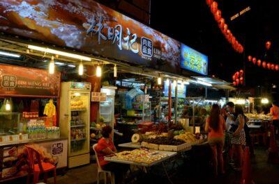 Pasar malam à Kuala Lumpur