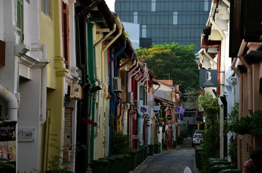 Ruelle de Singapour