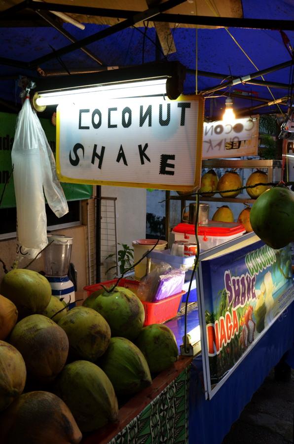 Street food à Kampung Baru