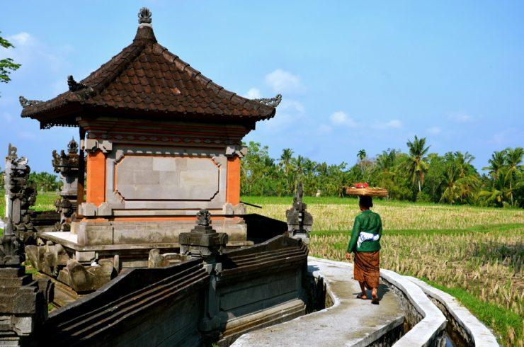 Temple à Camphuan