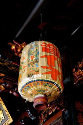 Temple chinois à Malacca