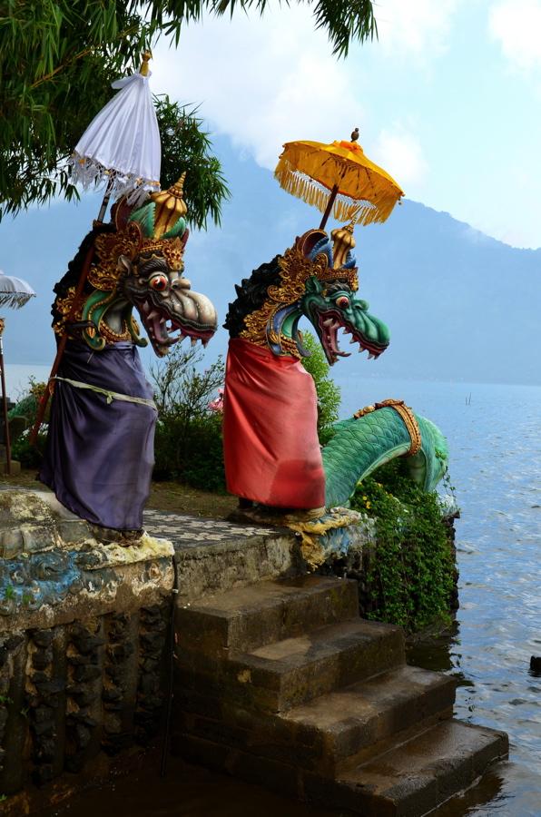 Temple Ulun Danu Bratan à Bali