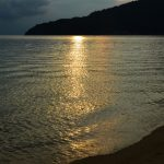 Coucher de soleil aux îles Perhentian