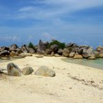 Plage sur les Perhentian Islands