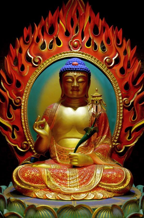 Statue de Bouddha