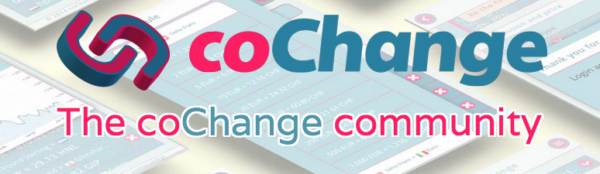 coChange, une application utile en voyage!