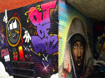 Art de rue à Lille