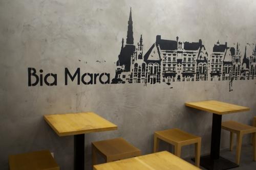 Bia Mara à Bruxelles