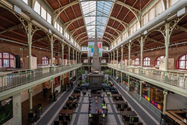 Café aux halles Saint Géry