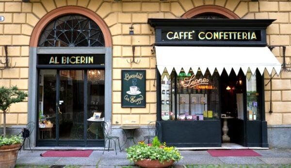 3 cafés historiques à Turin