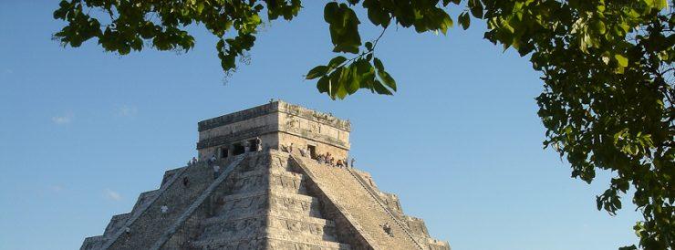 Chichen Itza au Mexique