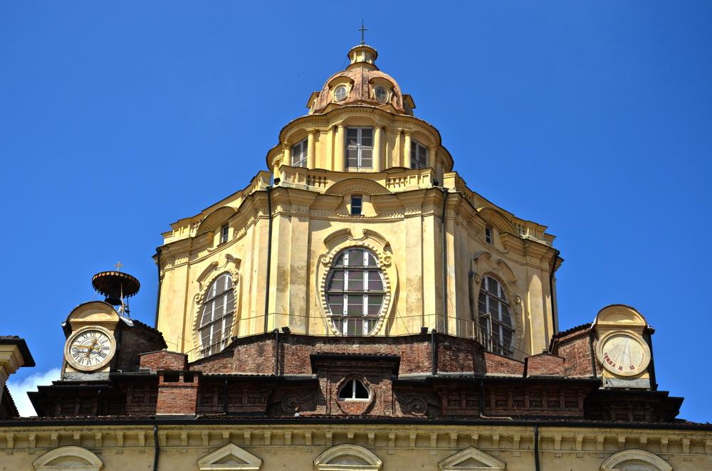 Eglise Saint Laurent à Turin